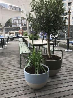 Biesot iDock restaurant Amsterdam