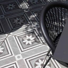 Biesot aanleg en ontwerp restauranttuin 's Graveland