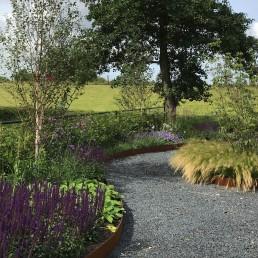 Biesot groenvoorziening tuin woningbouw vve vijfhuizen hoofddorp haarlem