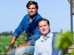 Bart Biesot en Robert Biesot-vijfhuizen tuinontwerp en tuinaanleg