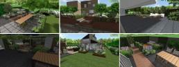 Win een 3D tuinontwerp van Biesot
