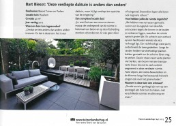 Biesot in Tuin en Landschap