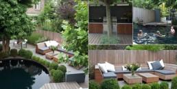 Ontwerp tuinen Biesot groenvoorziening, tuin ontwerp en hovenier